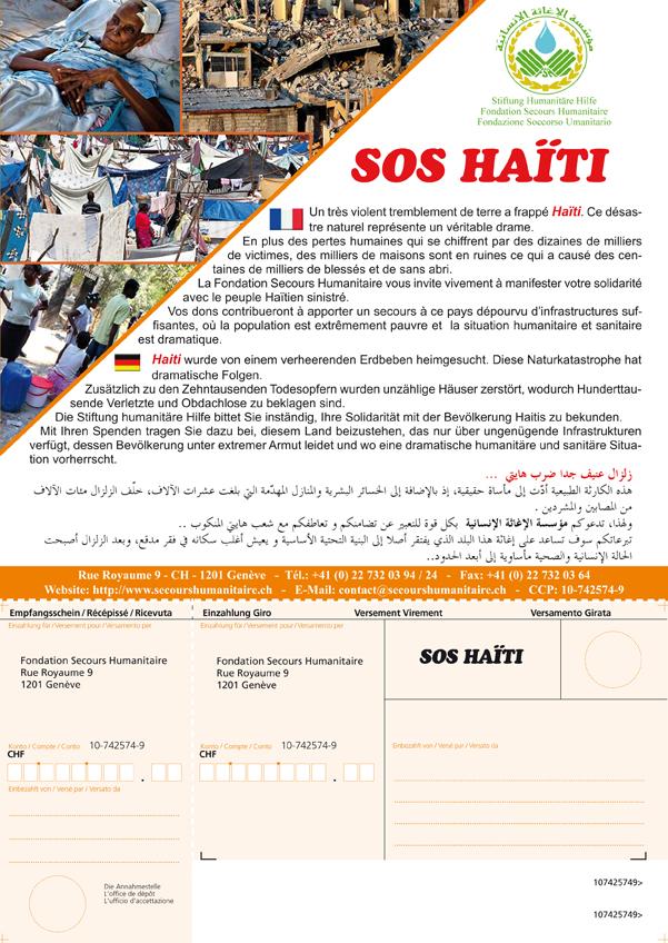 SOS Haïti